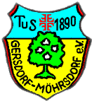 TuS 1890 Gersdorf - Möhrsdorf - Wappen